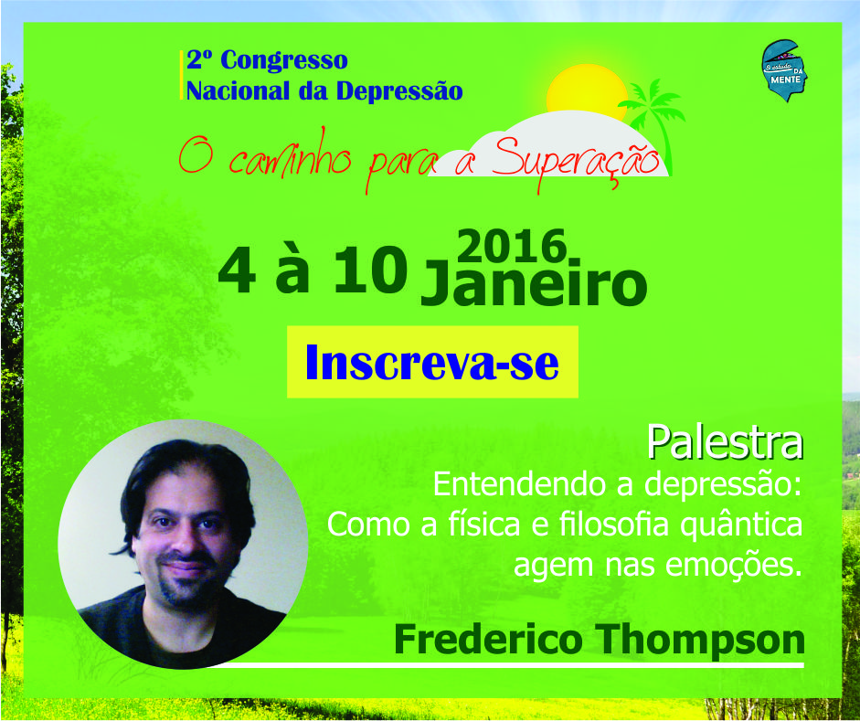 2 Congresso da Depressao