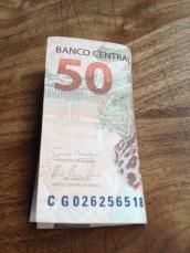 PRIMEIROS R$ 50,00 2